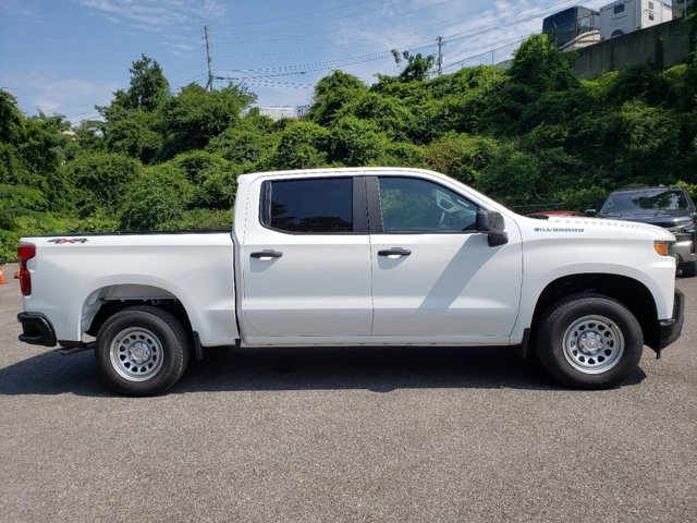 2020 Chevrolet Silverado 1500 Crew Cab 4x4, Pickup #L87946 - photo 3