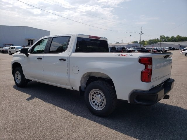 2020 Chevrolet Silverado 1500 Crew Cab 4x4, Pickup #L87946 - photo 6