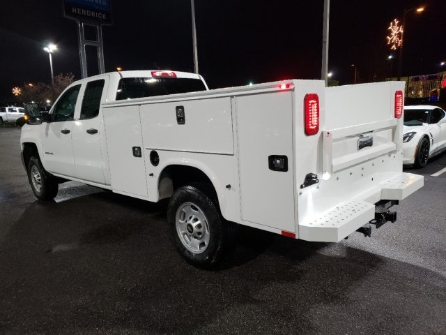 2019 Silverado 2500 Double Cab 4x2,  Knapheide Standard Service Body #M1132653 - photo 4