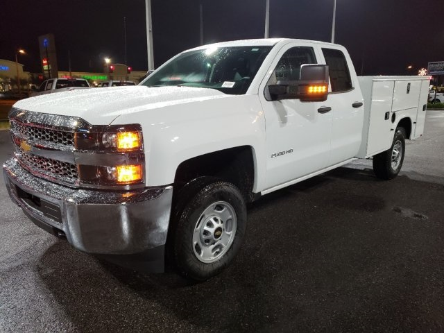 2019 Silverado 2500 Double Cab 4x2,  Knapheide Standard Service Body #M1132653 - photo 6