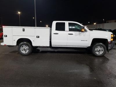 2019 Silverado 2500 Double Cab 4x2,  Knapheide Standard Service Body #M1132653 - photo 36