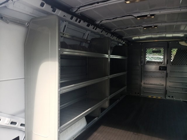 2019 Express 2500 4x2, Adrian Steel Commercial Shelving Upfitted Cargo Van #M1190515 - photo 28