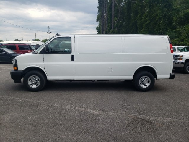 2019 Express 2500 4x2, Adrian Steel Commercial Shelving Upfitted Cargo Van #M1190515 - photo 8