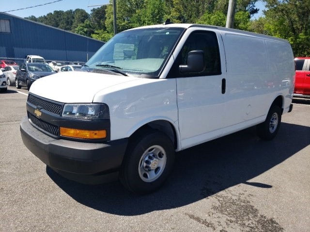 2019 Express 2500 4x2,  Adrian Steel Commercial Shelving Upfitted Cargo Van #M1192709 - photo 8