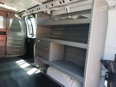 2019 Express 2500 4x2, Adrian Steel Commercial Shelving Upfitted Cargo Van #M1192709 - photo 27