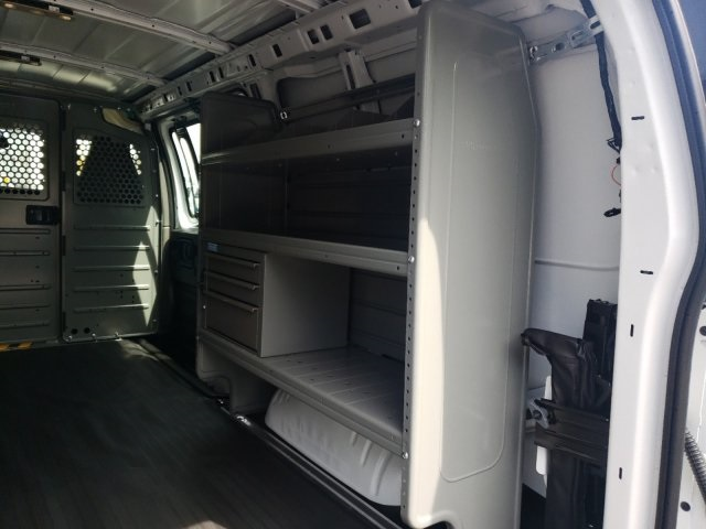 2019 Express 2500 4x2,  Adrian Steel Commercial Shelving Upfitted Cargo Van #M1195170 - photo 29