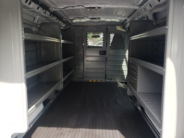 2019 Express 2500 4x2,  Adrian Steel Commercial Shelving Upfitted Cargo Van #M1195170 - photo 2