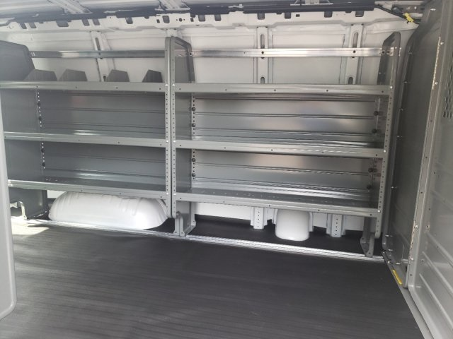 2019 Express 2500 4x2,  Adrian Steel Commercial Shelving Upfitted Cargo Van #M1195170 - photo 32