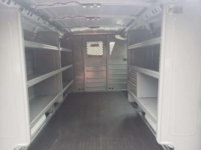 2019 Express 3500 4x2, Adrian Steel Commercial Shelving Upfitted Cargo Van #M1219448 - photo 2