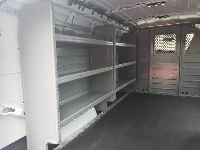 2019 Express 3500 4x2, Adrian Steel Commercial Shelving Upfitted Cargo Van #M1219448 - photo 25