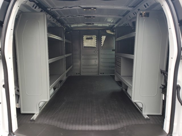 2019 Express 3500 4x2, Adrian Steel Commercial Shelving Upfitted Cargo Van #M1221695 - photo 2