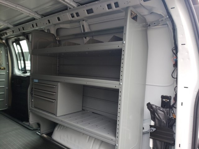 2019 Express 3500 4x2, Adrian Steel Commercial Shelving Upfitted Cargo Van #M1221695 - photo 27