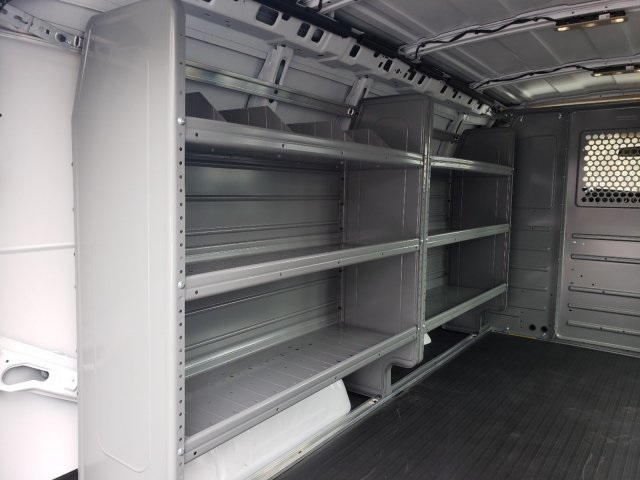 2019 Express 3500 4x2, Adrian Steel Commercial Shelving Upfitted Cargo Van #M1221695 - photo 28