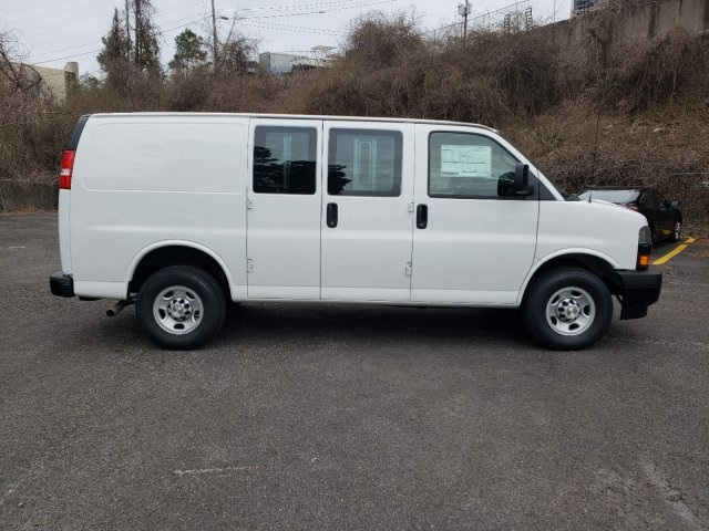 2019 Express 3500 4x2, Adrian Steel Commercial Shelving Upfitted Cargo Van #M1221695 - photo 5