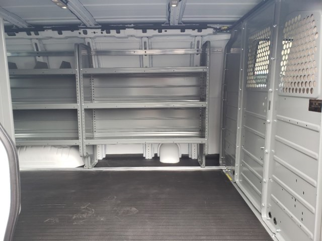 2019 Express 3500 4x2, Adrian Steel Commercial Shelving Upfitted Cargo Van #M1221695 - photo 31