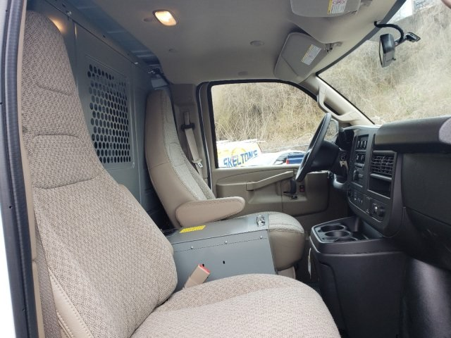 2019 Express 3500 4x2, Adrian Steel Commercial Shelving Upfitted Cargo Van #M1221695 - photo 35