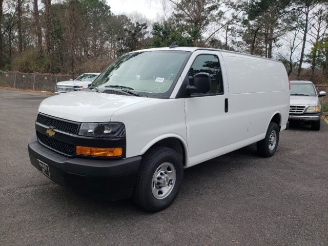 2019 Express 3500 4x2, Adrian Steel Commercial Shelving Upfitted Cargo Van #M1221695 - photo 10