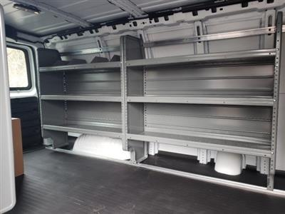 2019 Express 3500 4x2, Adrian Steel Commercial Shelving Upfitted Cargo Van #M1221695 - photo 32