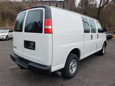2019 Express 3500 4x2, Adrian Steel Commercial Shelving Upfitted Cargo Van #M1221695 - photo 6