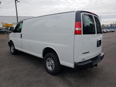 2019 Express 3500 4x2, Adrian Steel Commercial Shelving Upfitted Cargo Van #M1221695 - photo 8