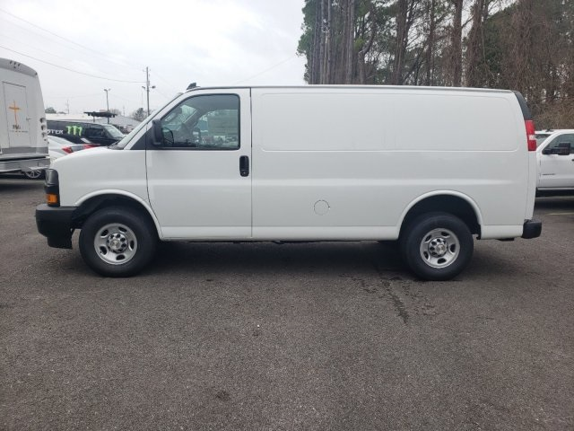 2019 Express 3500 4x2, Adrian Steel Commercial Shelving Upfitted Cargo Van #M1221906 - photo 8