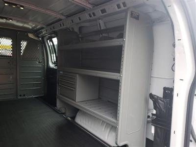 2019 Express 3500 4x2, Adrian Steel Commercial Shelving Upfitted Cargo Van #M1221906 - photo 26