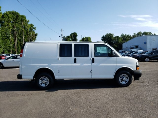 2019 Express 2500 4x2,  Adrian Steel Commercial Shelving Upfitted Cargo Van #M1304821 - photo 4