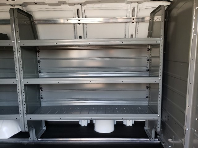 2019 Express 2500 4x2,  Adrian Steel Commercial Shelving Upfitted Cargo Van #M1304821 - photo 34