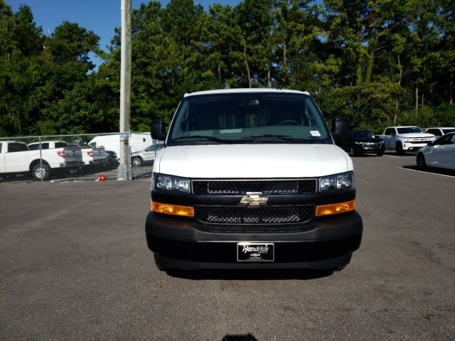 2019 Express 2500 4x2,  Adrian Steel Commercial Shelving Upfitted Cargo Van #M1304821 - photo 10