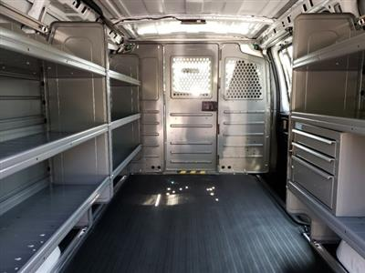 2019 Express 2500 4x2,  Adrian Steel Commercial Shelving Upfitted Cargo Van #M1304821 - photo 29