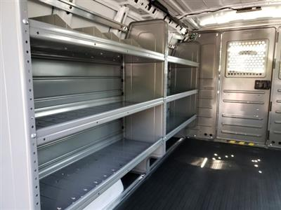 2019 Express 2500 4x2,  Adrian Steel Commercial Shelving Upfitted Cargo Van #M1304821 - photo 31