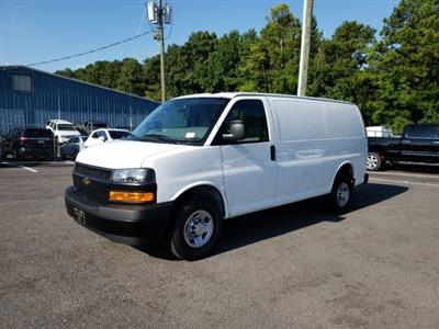 2019 Express 2500 4x2,  Adrian Steel Commercial Shelving Upfitted Cargo Van #M1304821 - photo 9