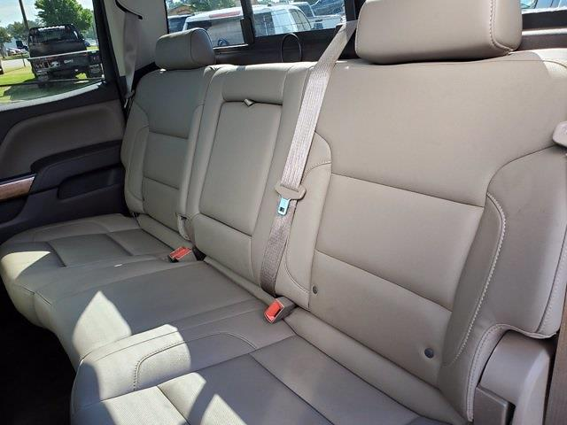 2015 Chevrolet Silverado 1500 Crew Cab 4x4, Pickup #M14734A - photo 26