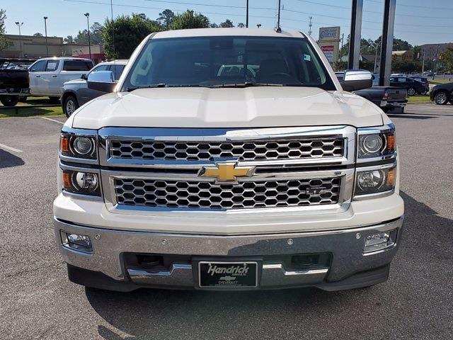 2015 Chevrolet Silverado 1500 Crew Cab 4x4, Pickup #M14734A - photo 9