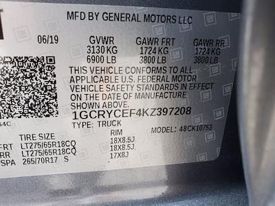 2019 Chevrolet Silverado 1500 Double Cab 4x4, Pickup #M15977A - photo 33