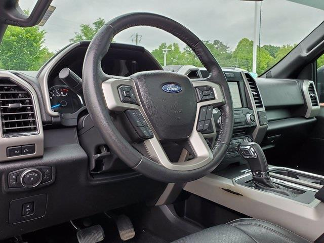 2017 Ford F-150 SuperCrew Cab 4x4, Pickup #M36262A - photo 17