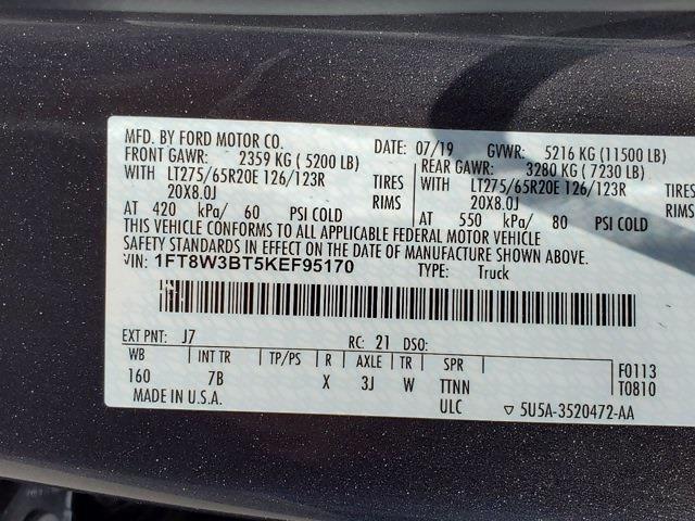 2019 Ford F-350 Crew Cab 4x4, Pickup #M52713A - photo 40