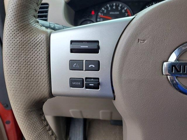 2018 Nissan Frontier Crew Cab 4x2, Pickup #M75918A - photo 15
