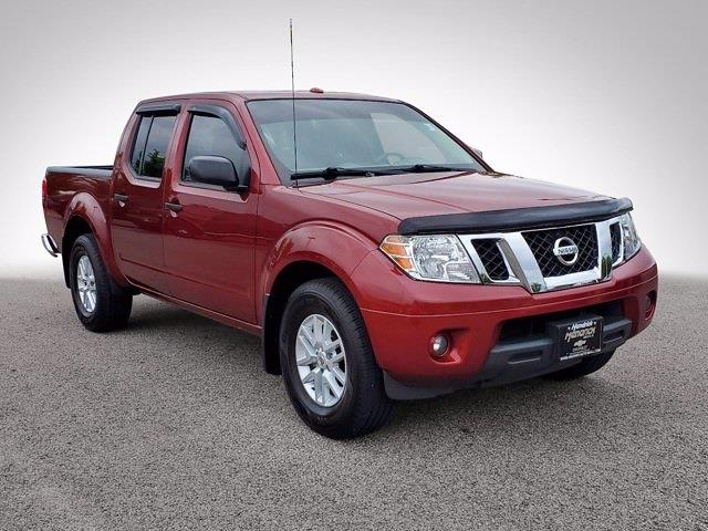 2018 Nissan Frontier Crew Cab 4x2, Pickup #M75918A - photo 3