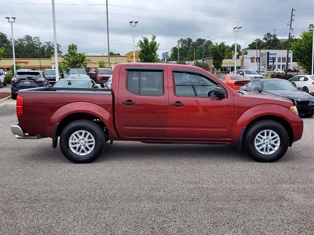 2018 Nissan Frontier Crew Cab 4x2, Pickup #M75918A - photo 2