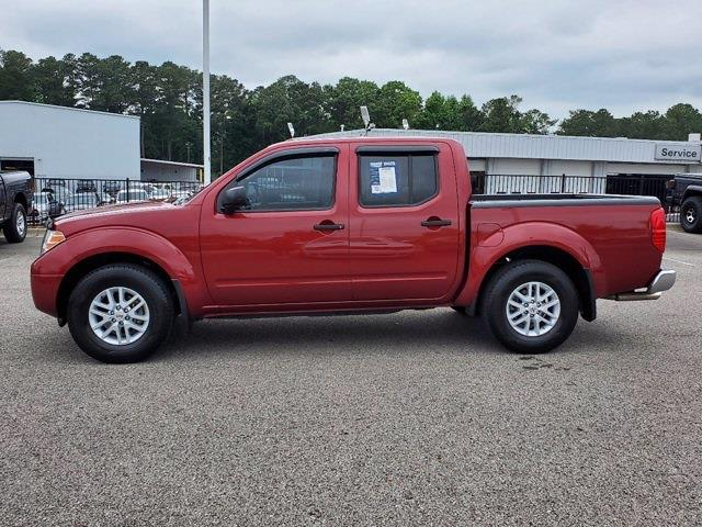 2018 Nissan Frontier Crew Cab 4x2, Pickup #M75918A - photo 7