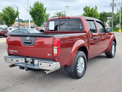 2018 Nissan Frontier Crew Cab 4x2, Pickup #M75918A - photo 4