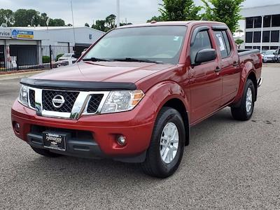 2018 Nissan Frontier Crew Cab 4x2, Pickup #M75918A - photo 8
