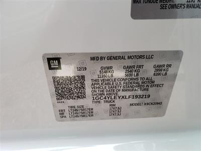 2020 Chevrolet Silverado 2500 Crew Cab 4x4, Knapheide Steel Service Body #MF193219 - photo 3