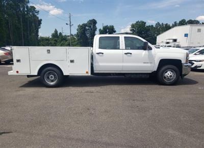 2019 Chevrolet Silverado 3500 Crew Cab 4x4, Warner Select Pro Service Body #CM94561A - photo 31
