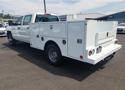 2019 Chevrolet Silverado 3500 Crew Cab 4x4, Warner Select Pro Service Body #CM94561A - photo 4