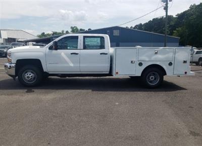 2019 Chevrolet Silverado 3500 Crew Cab 4x4, Warner Select Pro Service Body #CM94561A - photo 5