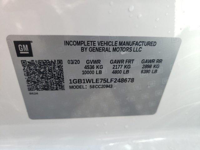 2020 Chevrolet Silverado 2500 Crew Cab 4x2, Knapheide Steel Service Body #MF248678 - photo 33