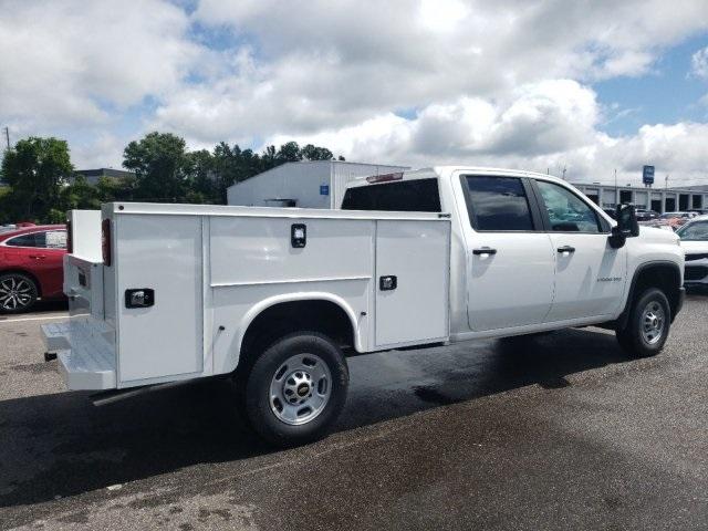 2020 Chevrolet Silverado 2500 Crew Cab 4x2, Knapheide Steel Service Body #MF248678 - photo 2