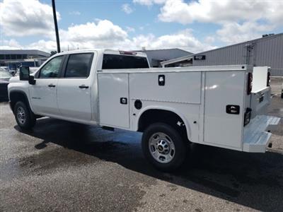2020 Chevrolet Silverado 2500 Crew Cab 4x2, Knapheide Steel Service Body #MF248678 - photo 5